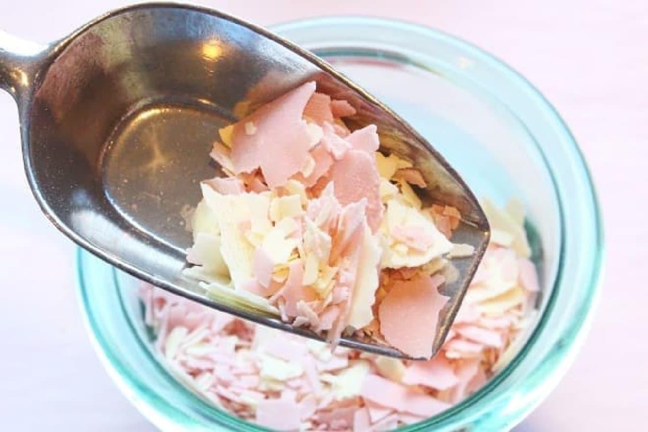 スターバックス「さくら ストロベリー ピンク ミルク ラテ」