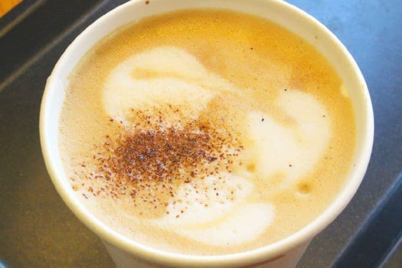 タリーズコーヒー「ミルキーフラットホワイト」