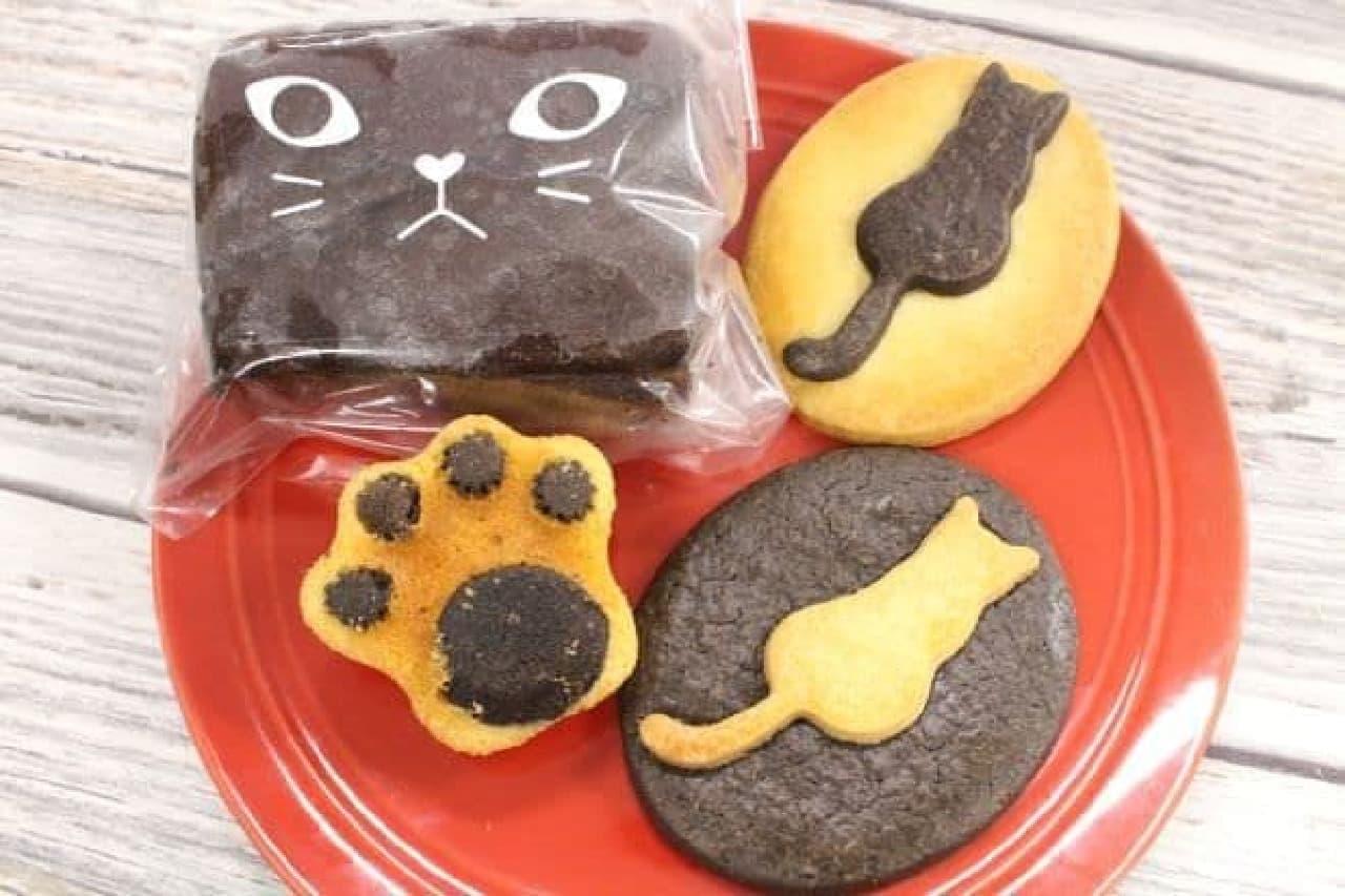 「sweets nekoemon」で販売されている「黒ネコボックス」