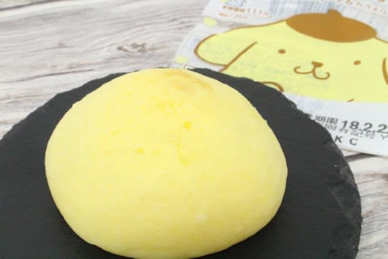 ポムポムプリンのもちぷよは、ポムポムプリンをイメージした黄色いもちぷよ
