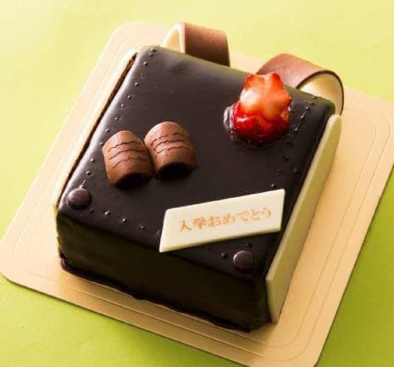 千里阪急ホテルとホテル阪急エキスポパークに「ランドセルケーキ」