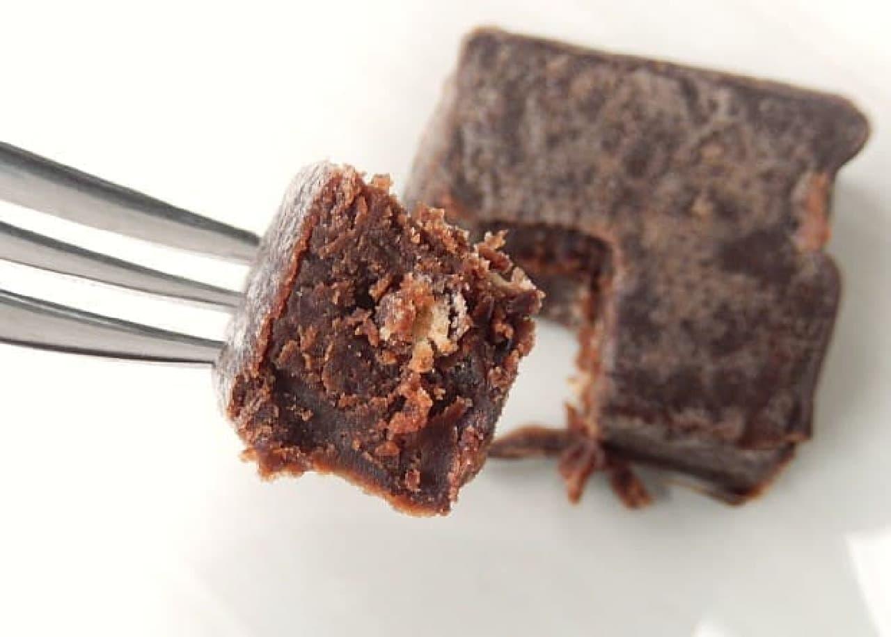 カルディ「チョコレートきんつば」