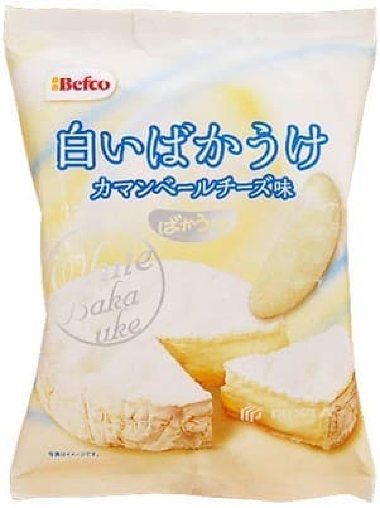 """ファミリーマート、サークルK、サンクス限定の""""白いお菓子"""""""