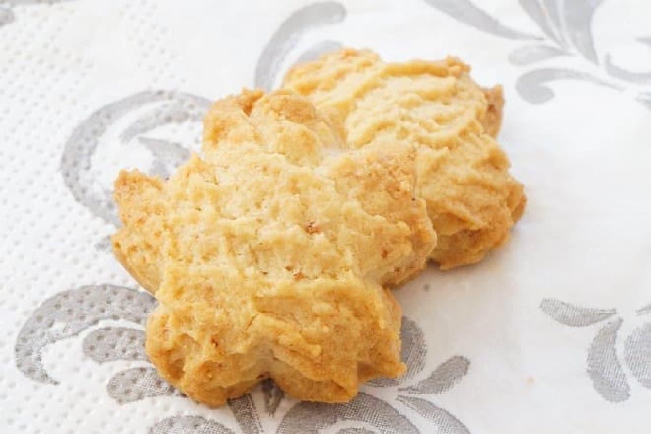 無印良品「桜のクッキー」