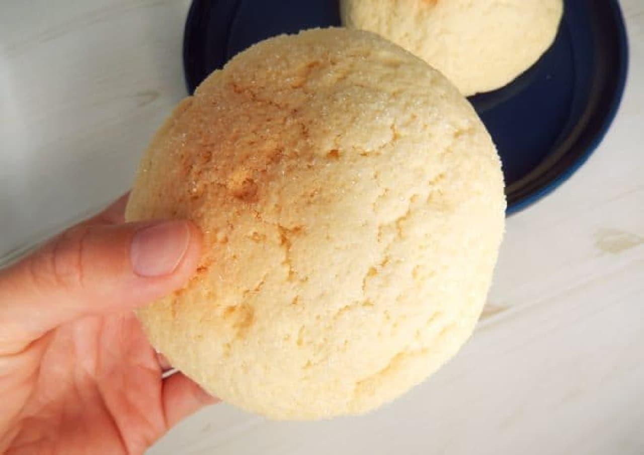 富澤商店「冷凍メロンパン」