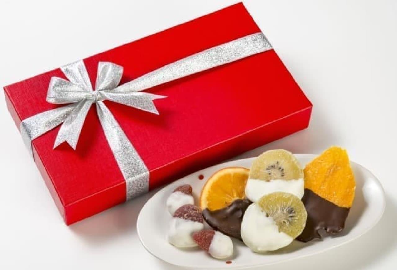 プログレの「ドライフルーツチョコレート」