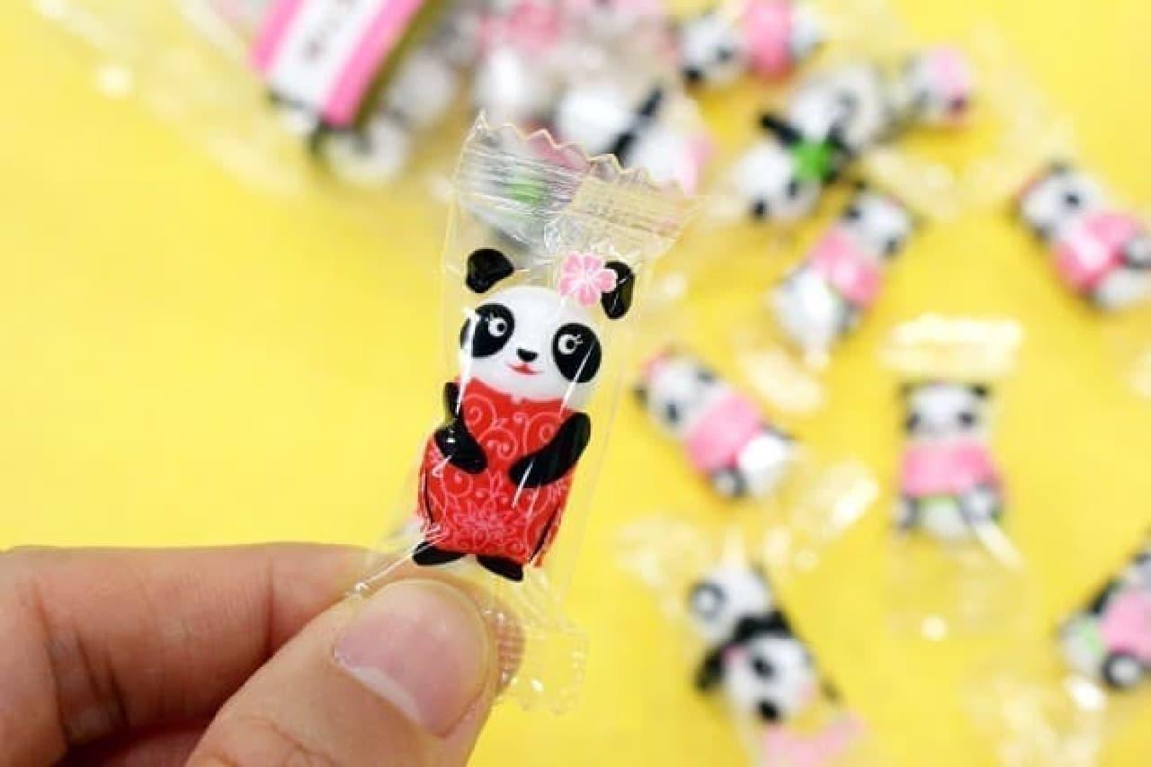 カルディ「パンダのチョコレートボール」