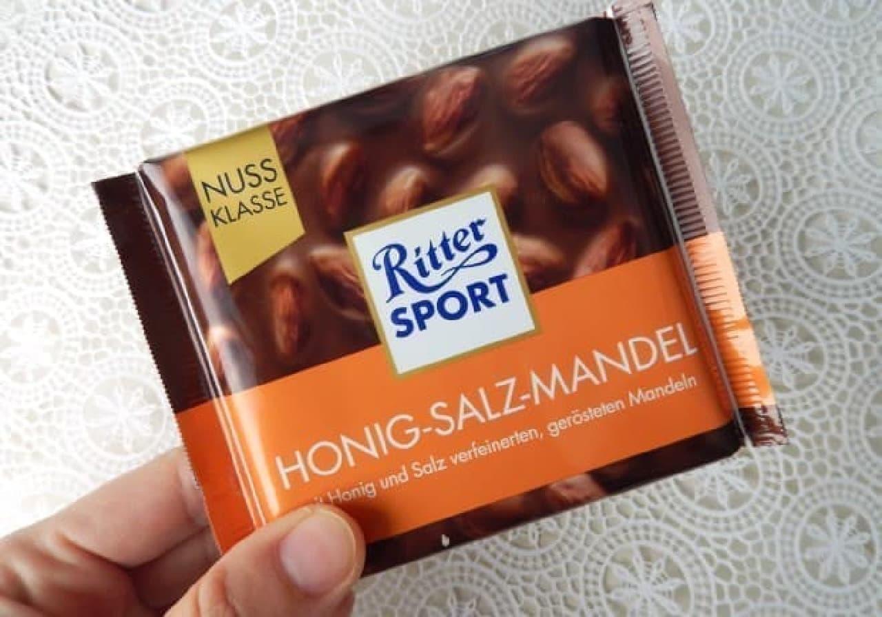 カルディで買える「リッタースポーツチョコレート」