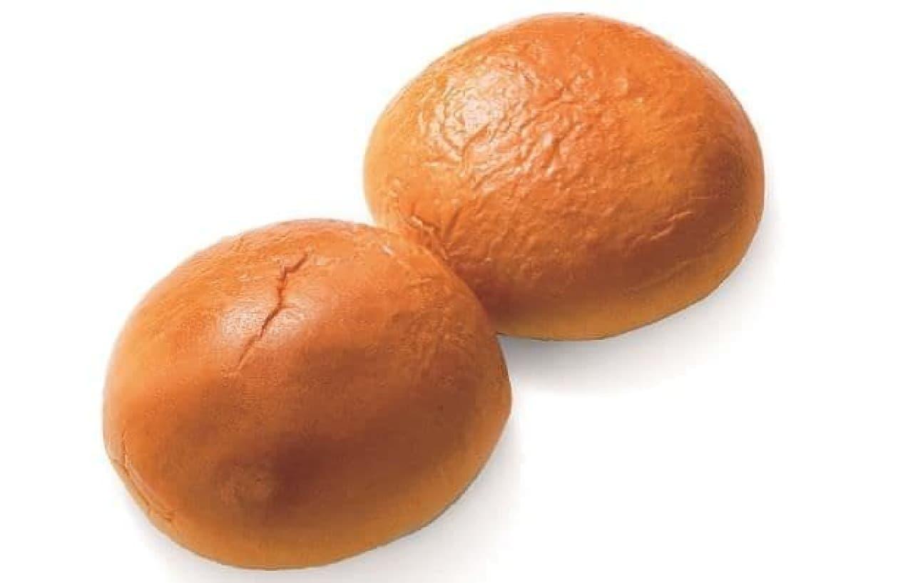 はちみつフロマージュパン 2個入はやわらかな生地に、チーズクリームとはちみつフィリングが包まれたパン