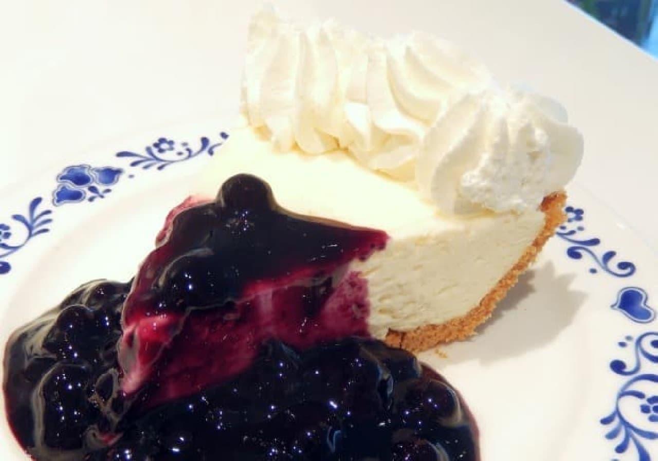 アンナミラーズ「レアチーズケーキ」