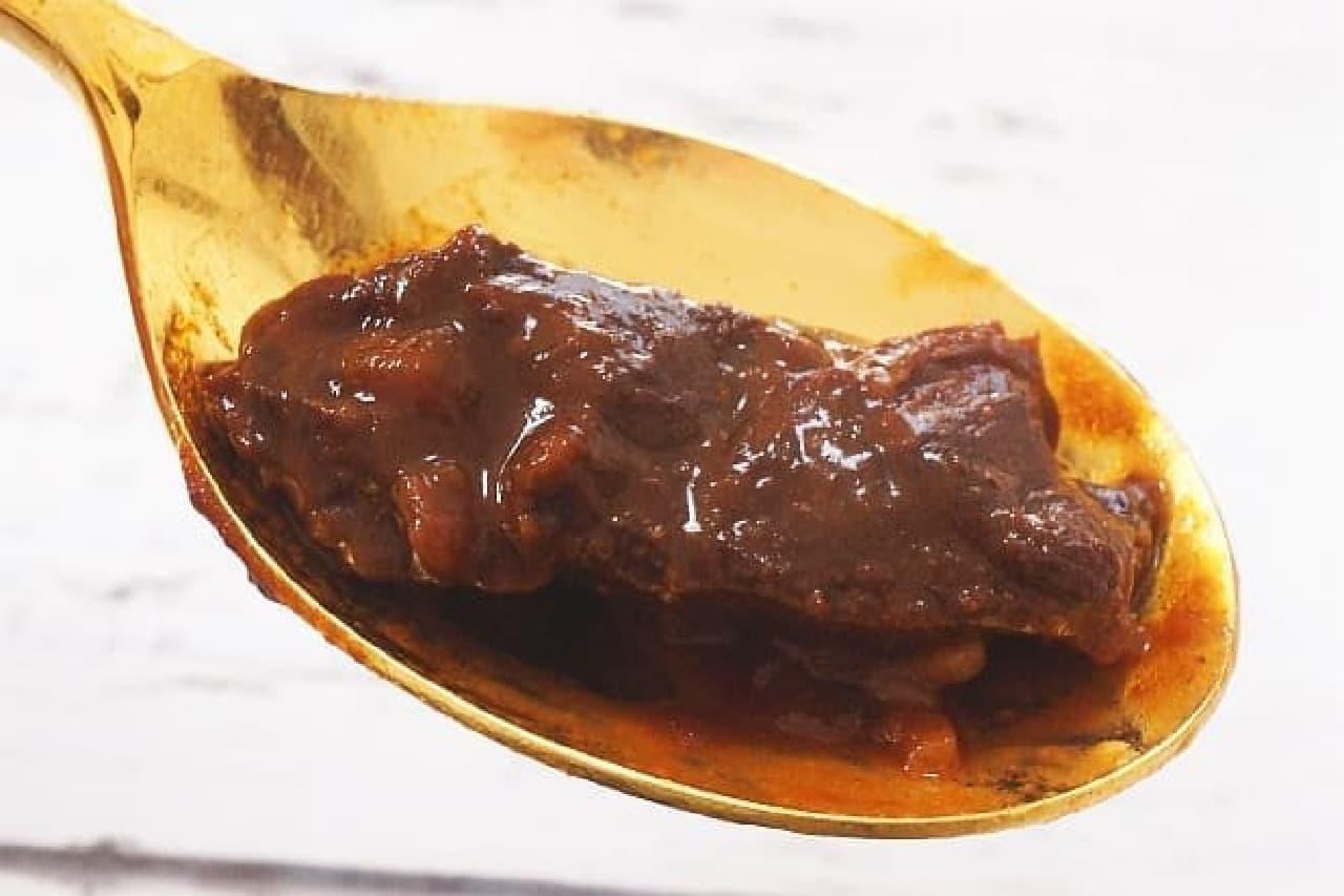 パティシエ エス コヤマ「三田牛チョコレートカレー プレミアム」