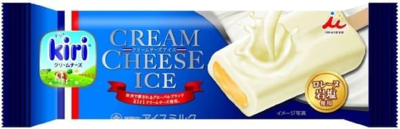 井村屋「クリームチーズアイス」がリニューアル