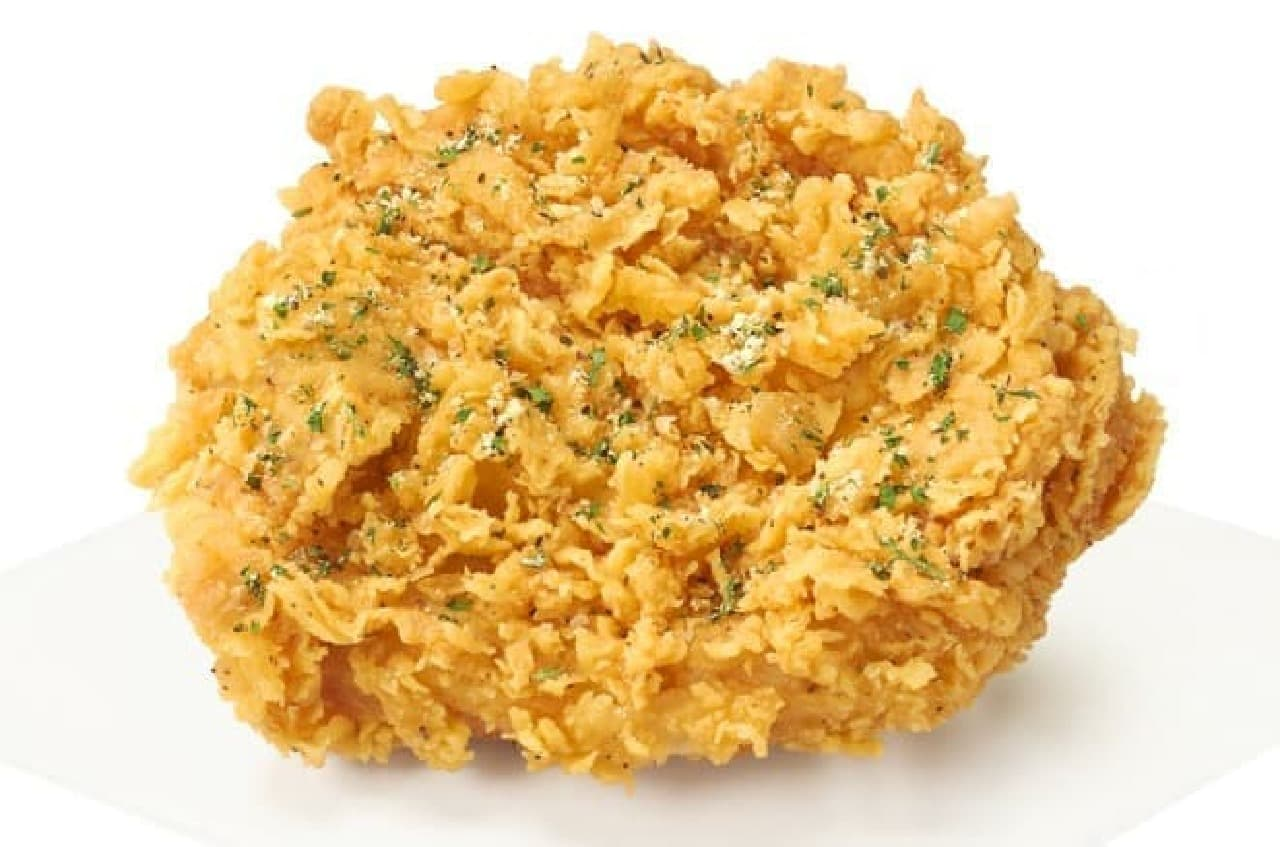 KFC「サクサク骨なしケンタッキー<芳醇チーズ衣>」