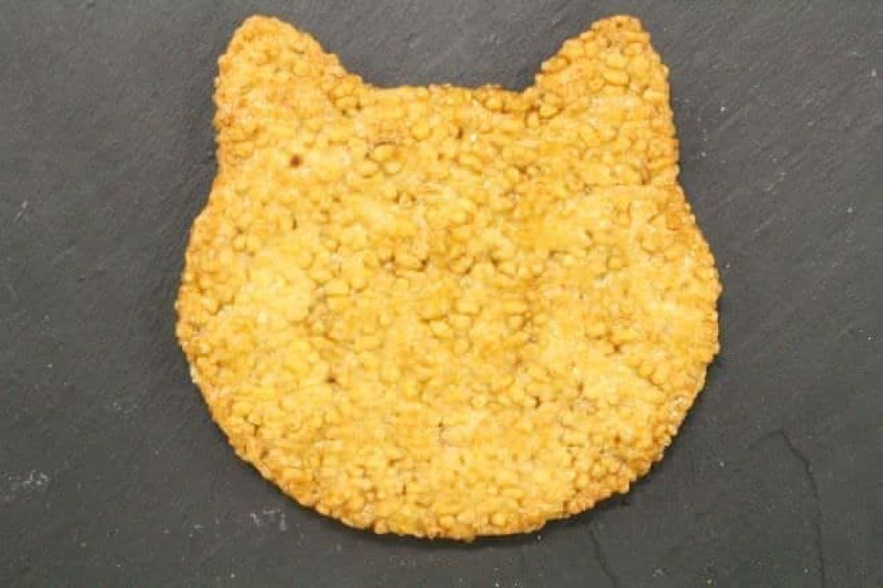 和泉屋「猫せんべい ソース」