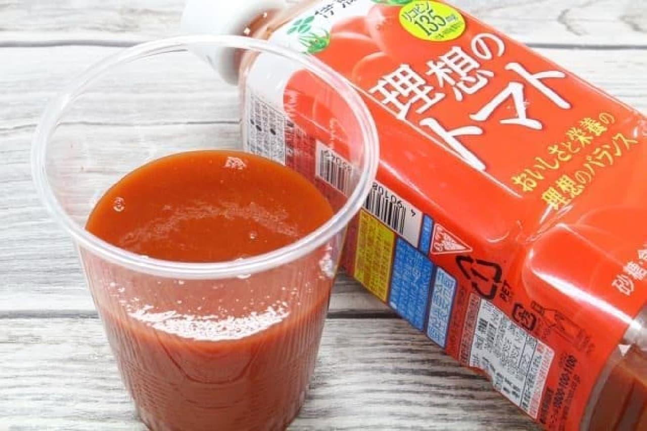 伊藤園 理想のトマト