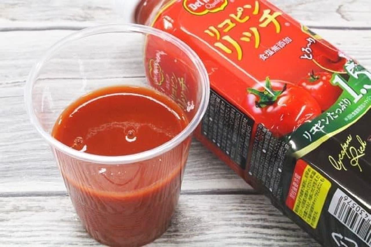デルモンテ リコピンリッチ トマト飲料