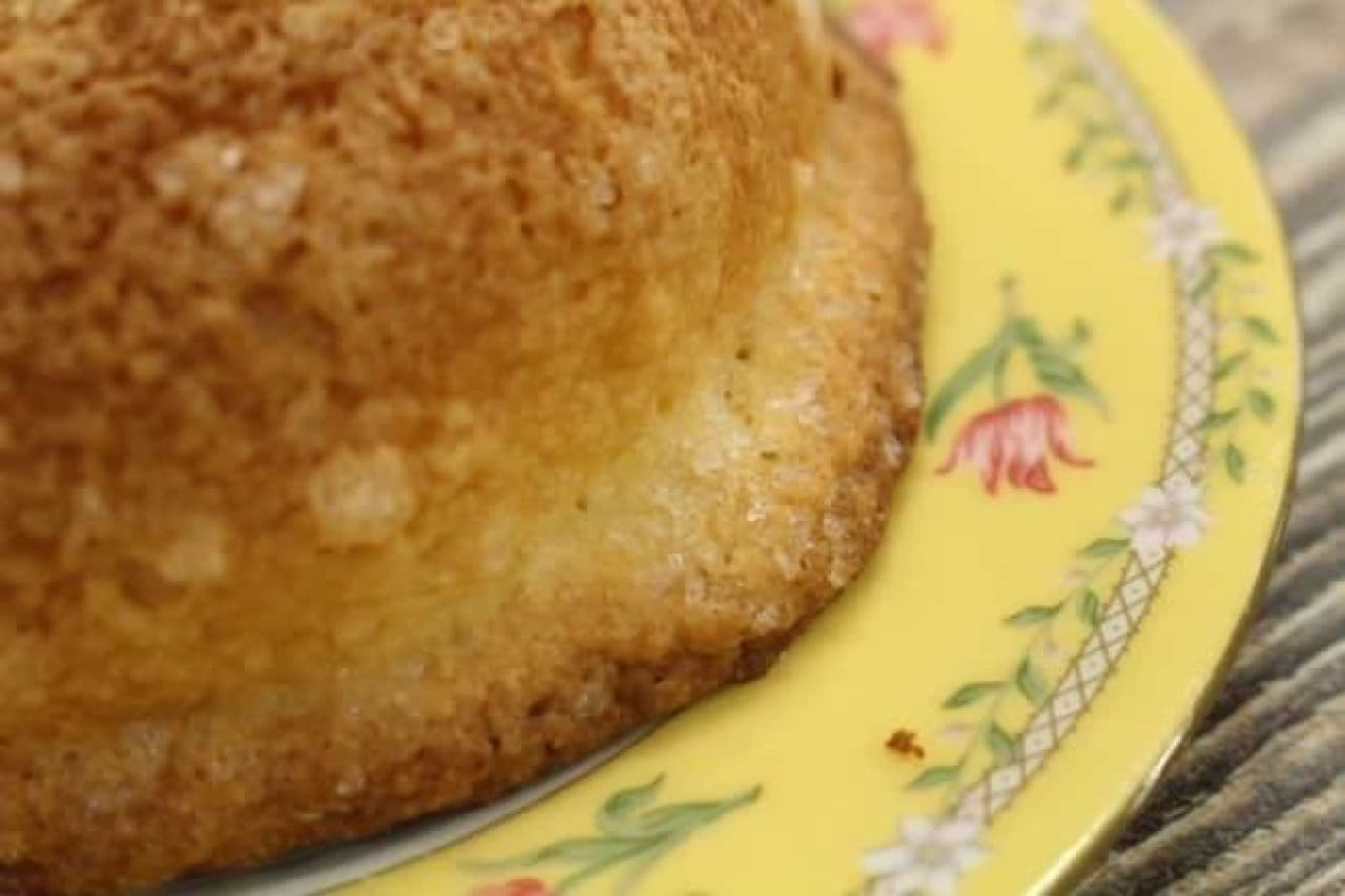 ベーカリーホシノのメロンパン