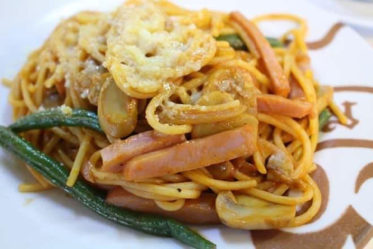 洋食 ヨシカミ「スパゲッティー」