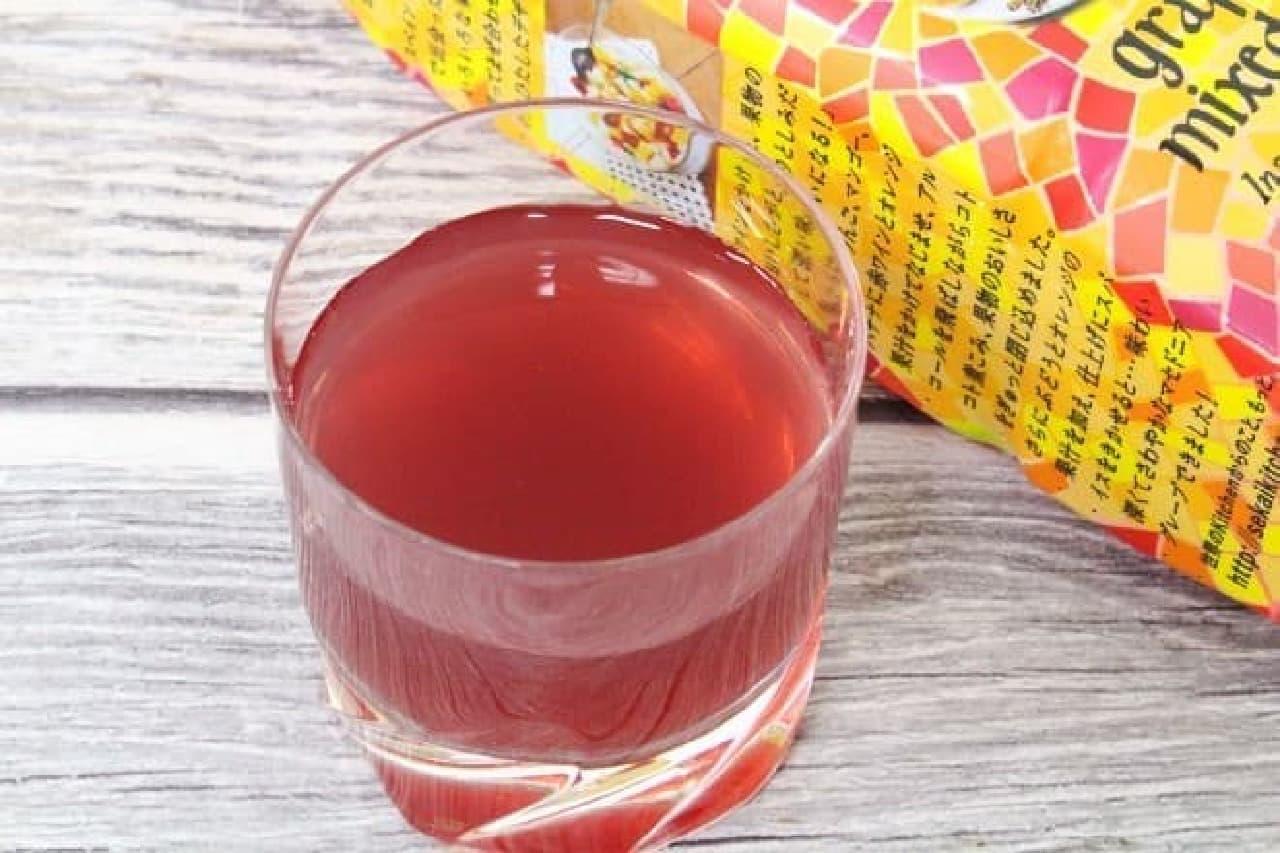キリン 世界のKitchenから 赤ワインで煮込んだマセドニアグレープ