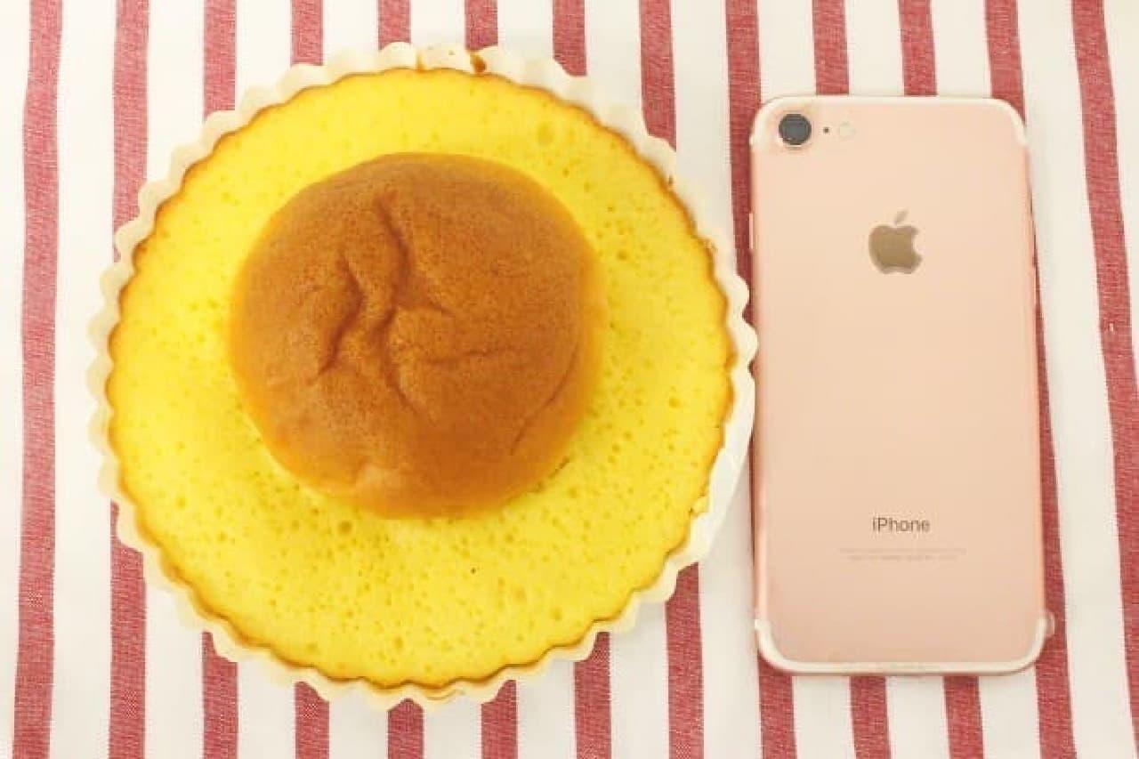 コミベーカリーのぼうしパン