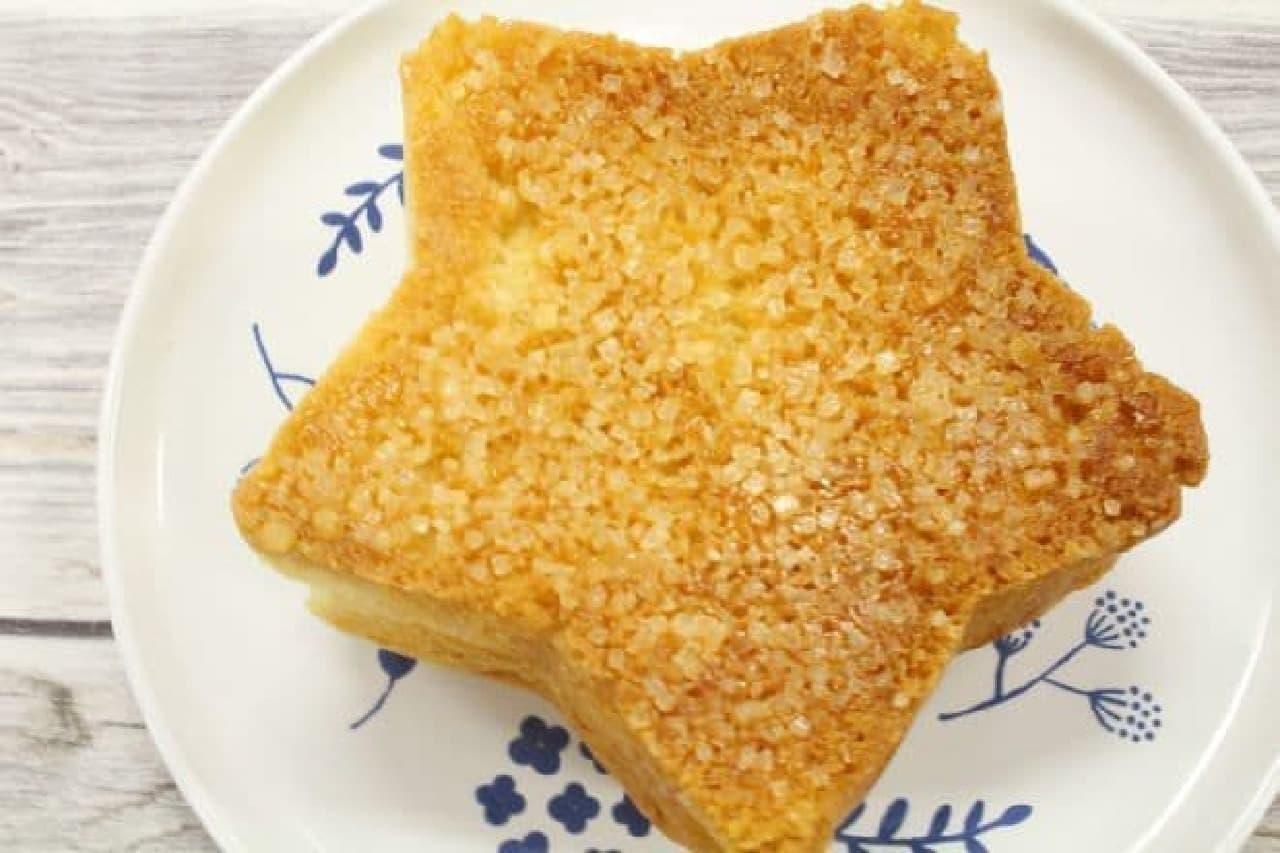 デリフランス 東京スカイツリータウン・ソラマチ店限定の星型メロンパン