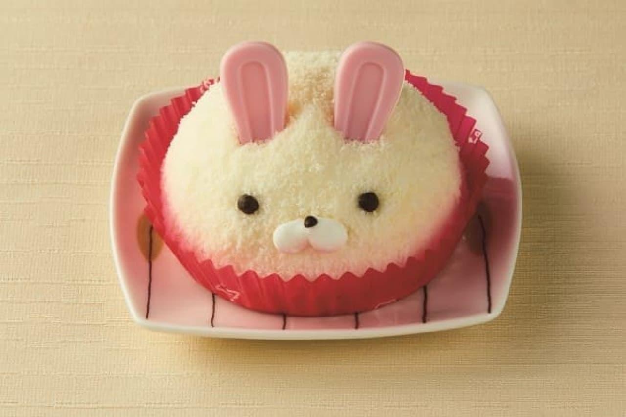 セブン-イレブン「うさぎのムースケーキ」