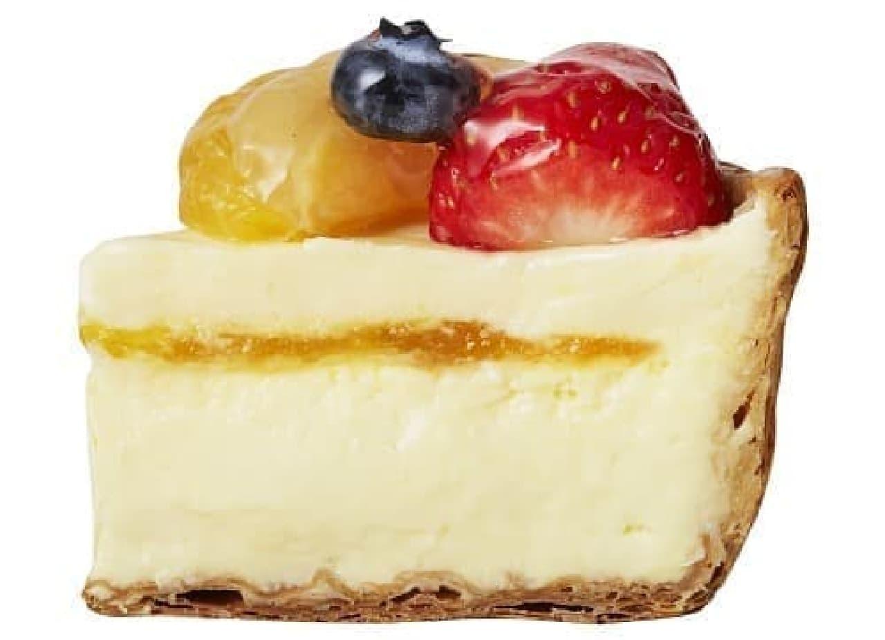 焼きたてチーズタルト専門店PABLO「パブロのチーズタルト‐フルーツパーティー‐」