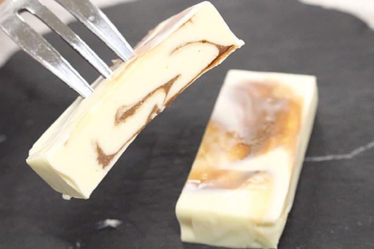 フィラデルフィア クリーミーマリアージュ クリームチーズと贅沢チョコの運命の出会い