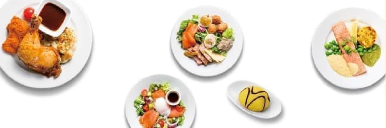 イケアレストラン&カフェ「イースター フェア」