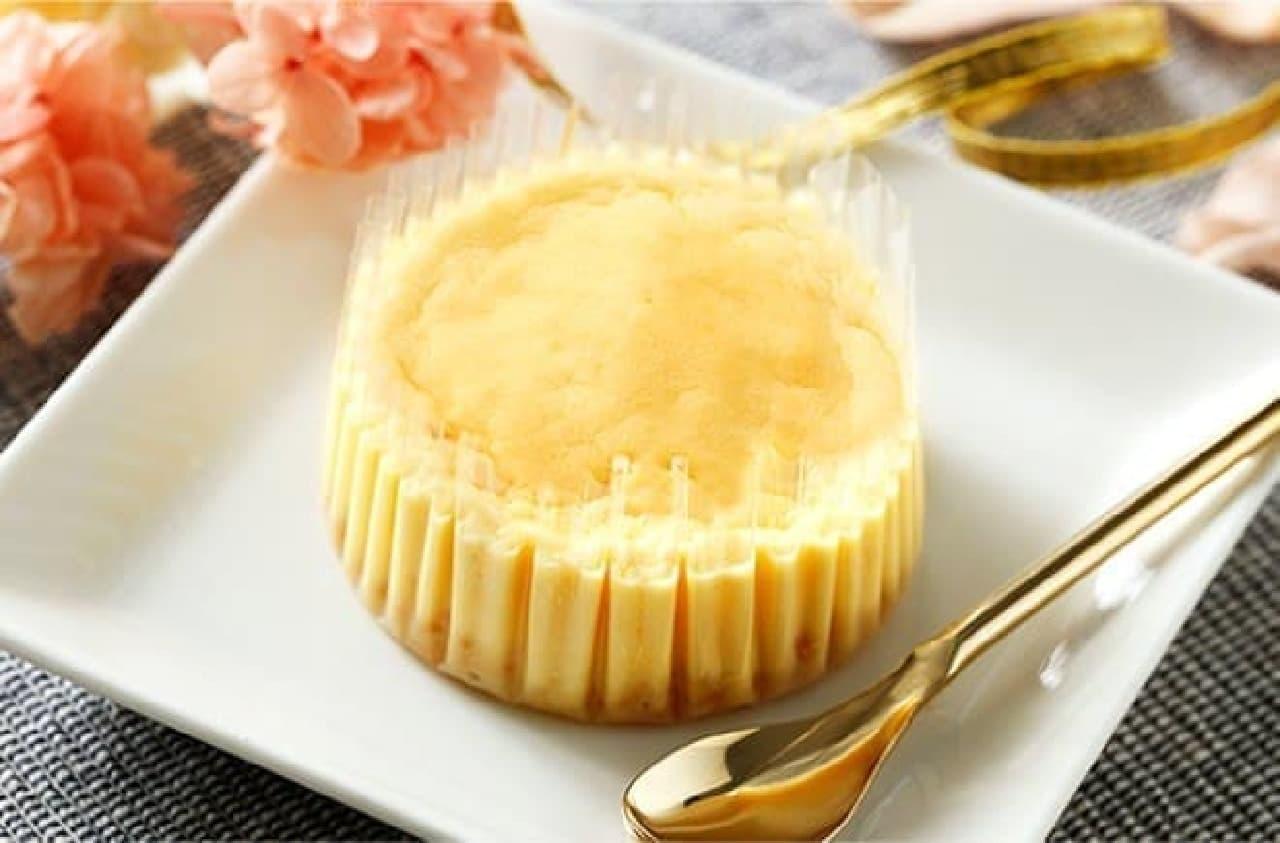 ローソンストア100「濃い味クリームチーズ」