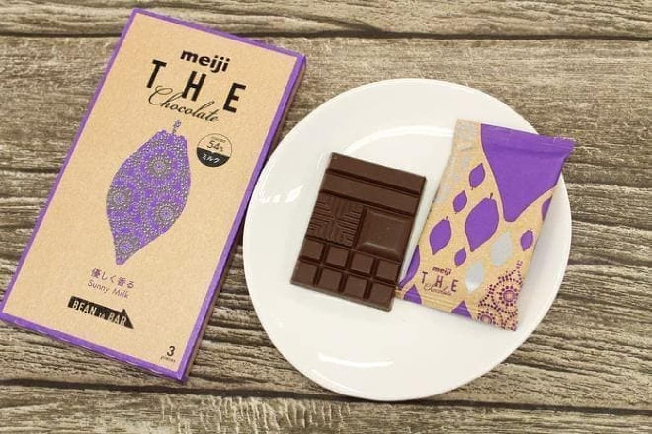 『明治ザ・チョコレート』シリーズがリニューアル