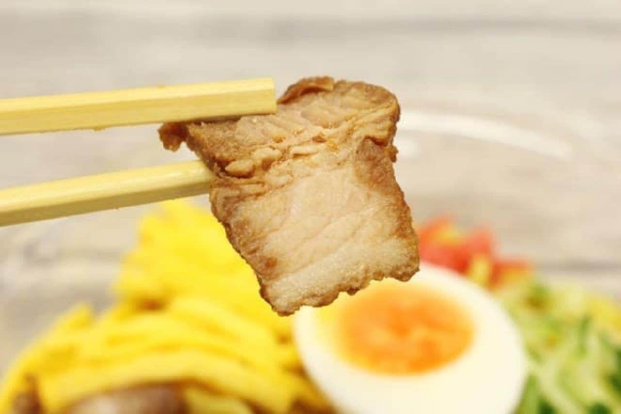 コンビニ3社の冷やし中華を食べ比べ