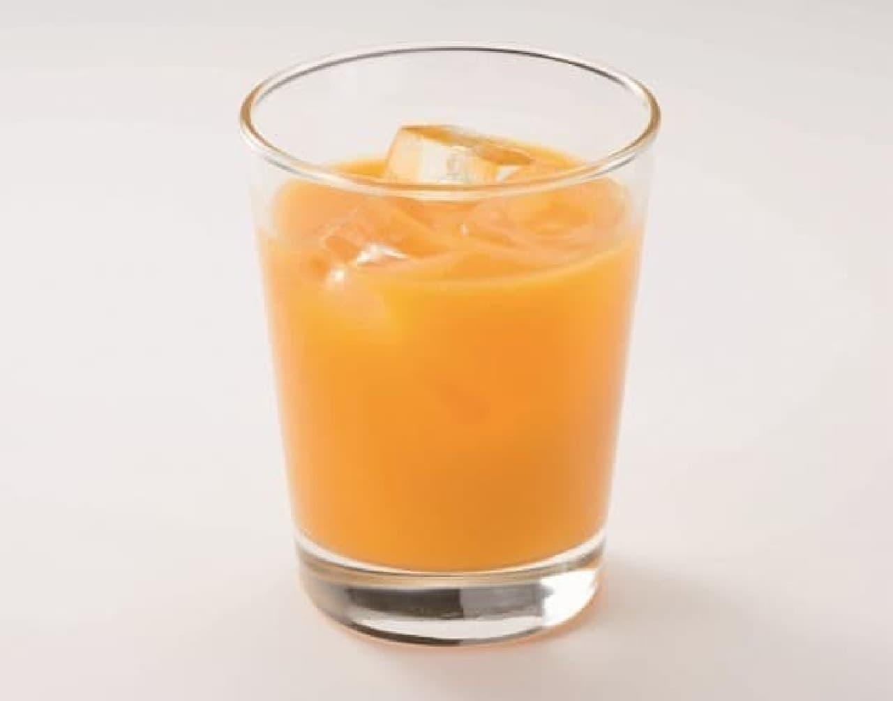 デニーズ「飲む!マンゴーフレッシュ」