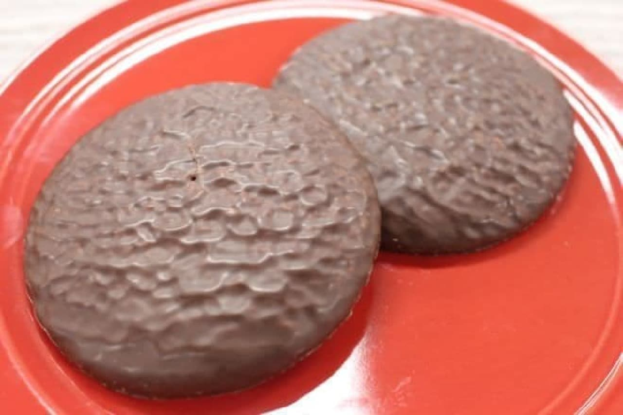 有楽製菓「チョコケーキ」