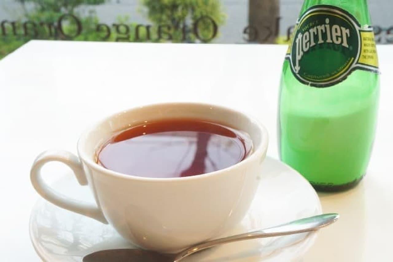 松之助 N.Y. 代官山店の紅茶