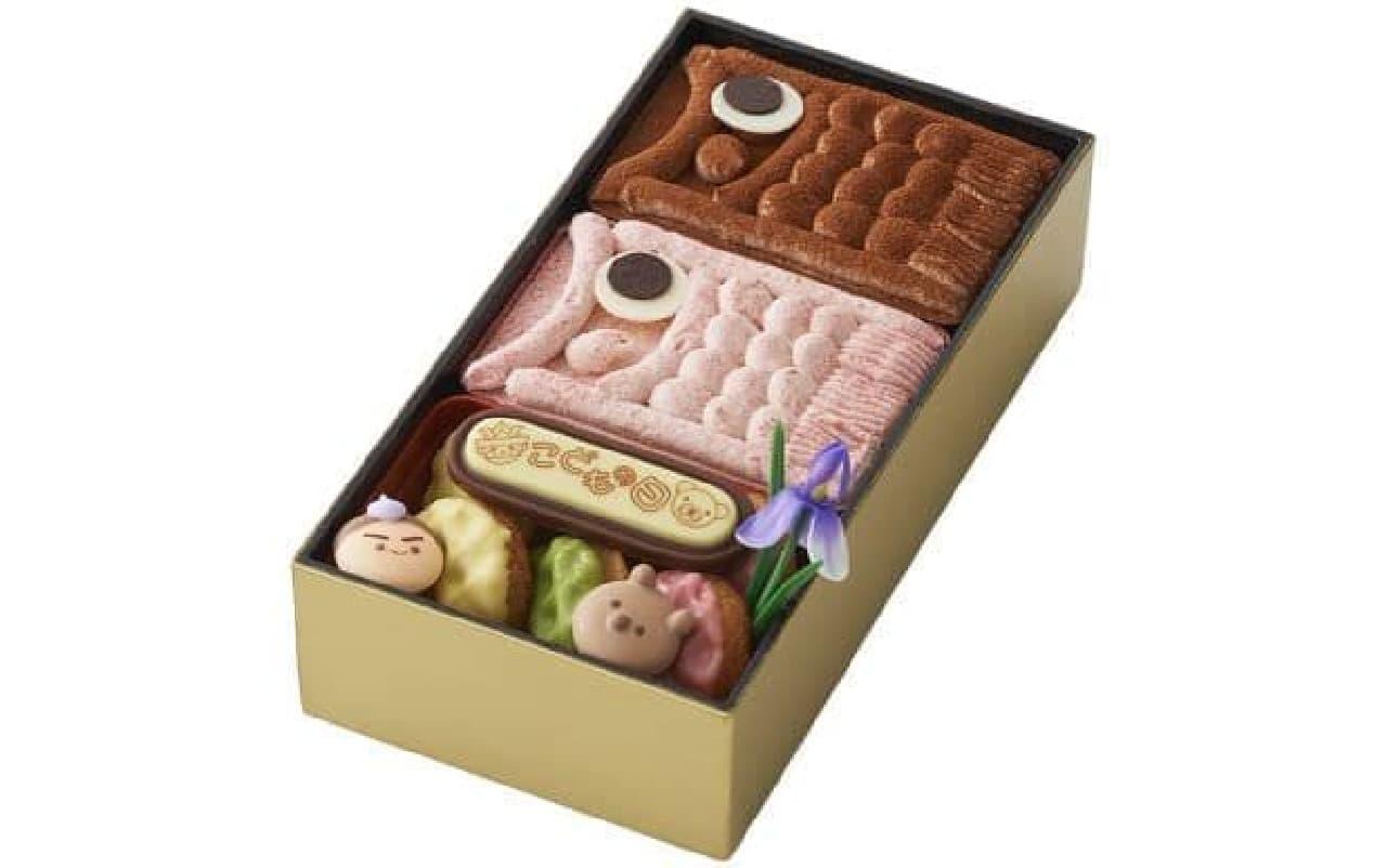 小樽洋菓子舗ルタオ「こどもの日スイーツBOX」