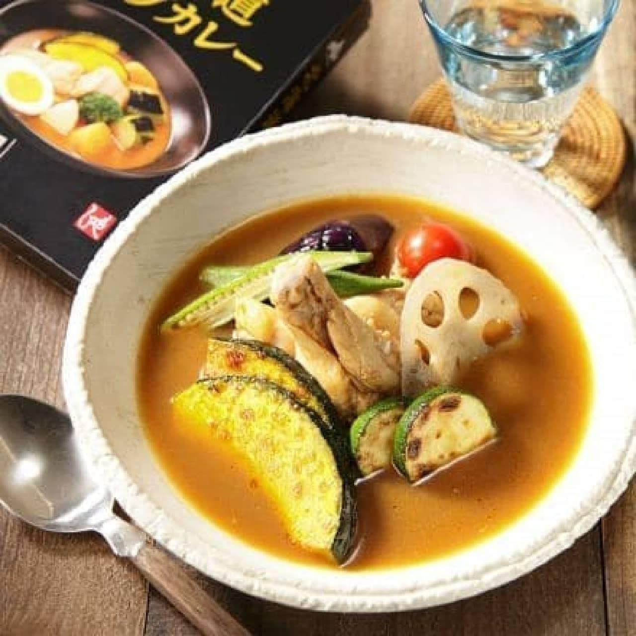 カルディコーヒーファーム「北海道から 北海道スープカレー」