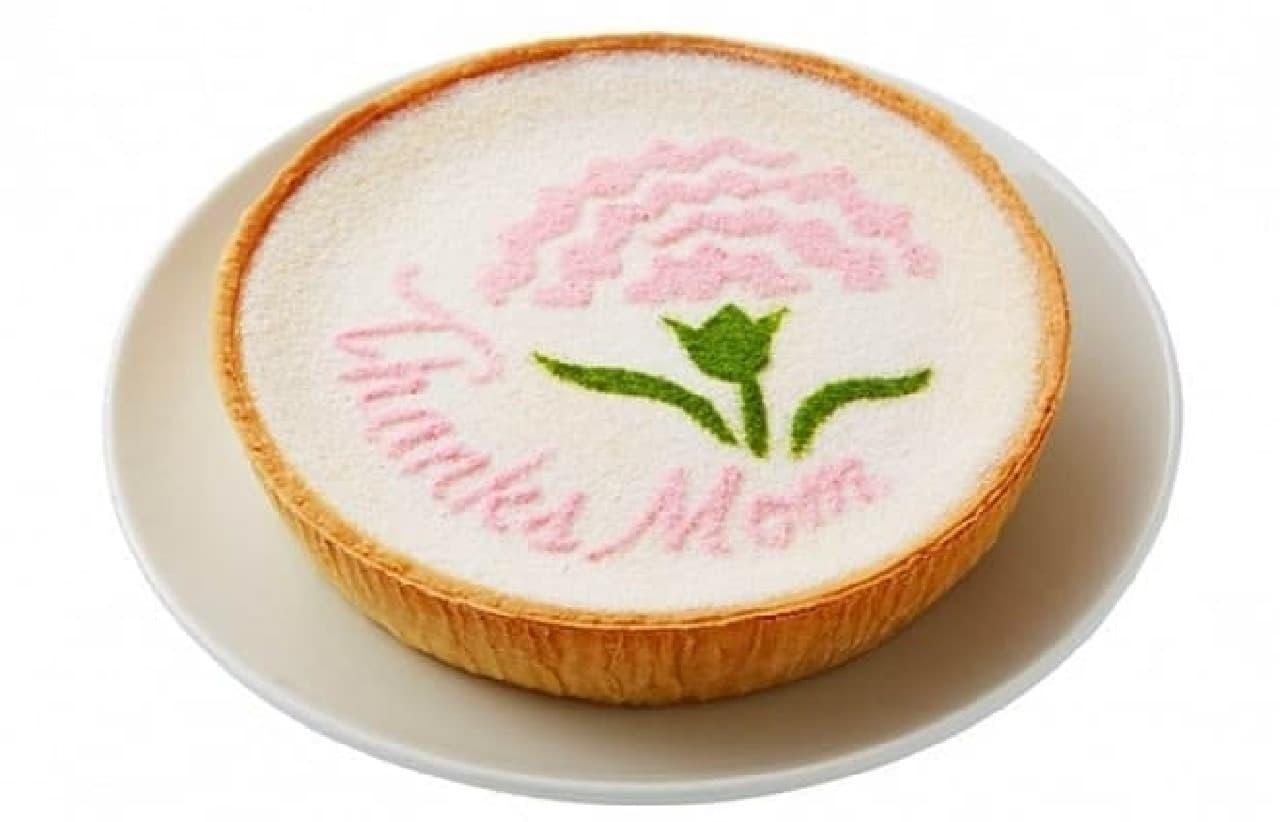 モロゾフ「マザーズデー マスカルポーネチーズケーキ」