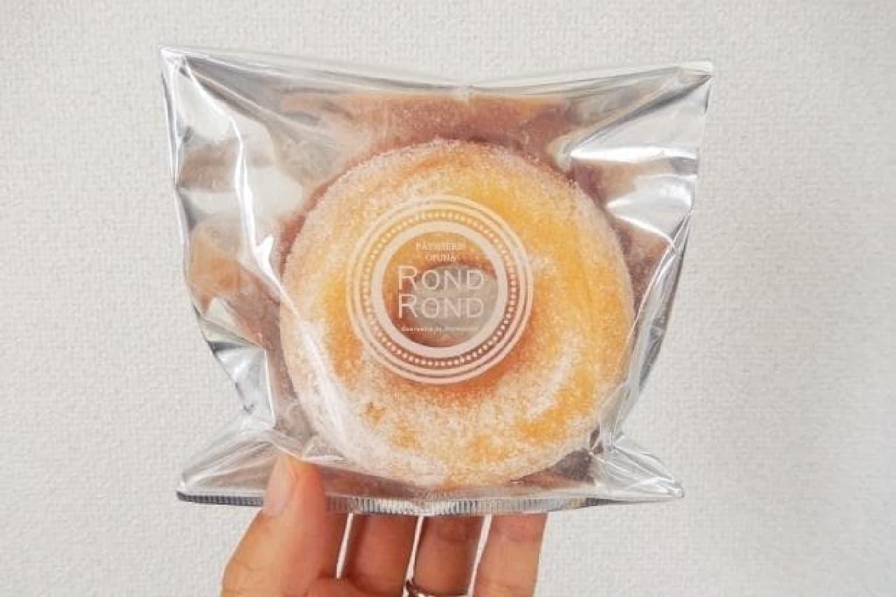 鎌倉「カルヴァ」の焼きドーナツ「ロンロン」