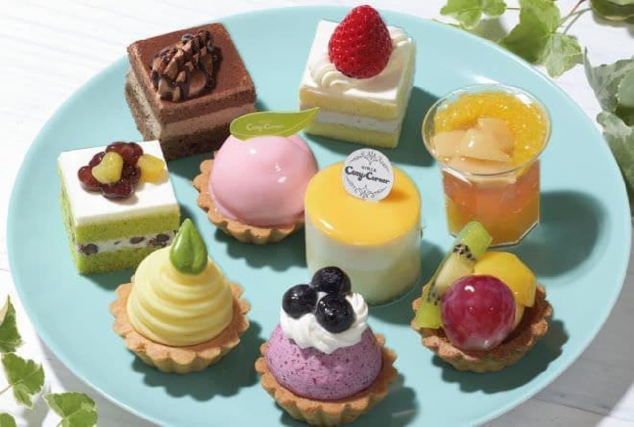 銀座コージーコーナー「プチセレクション~初菓~」