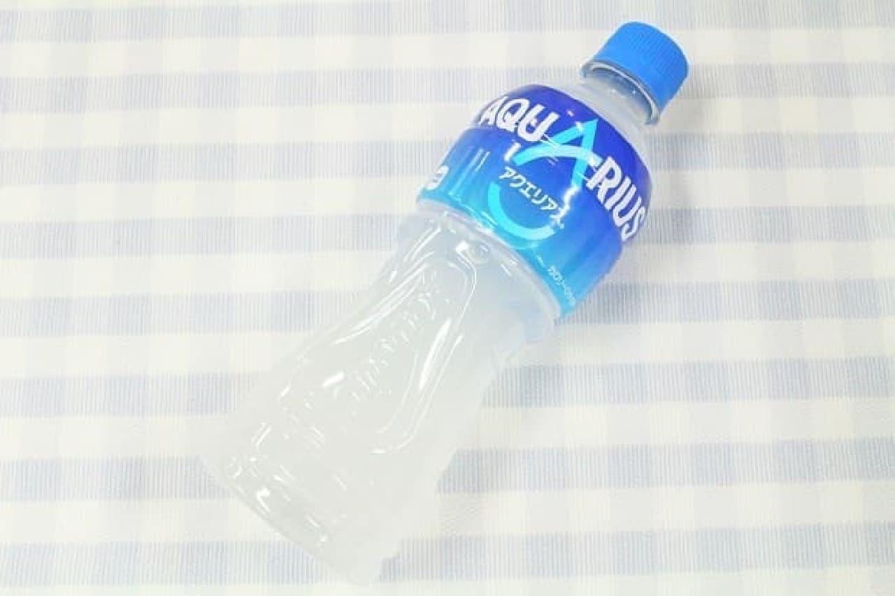 コカ・コーラ「アクエリアス」