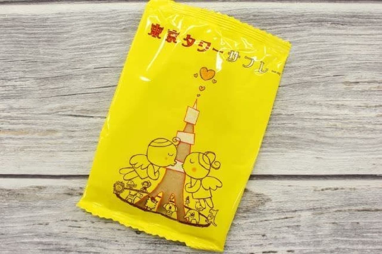東京タワー土産「東京タワーサブレ」