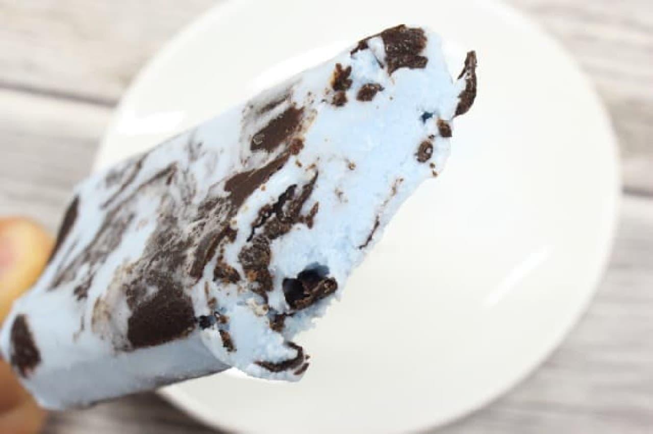 コンビニのチョコミントのお菓子を食べ比べ