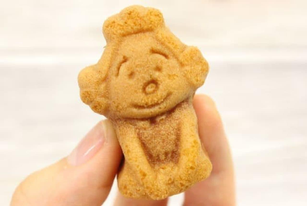 東京タワー土産「サザエさんファミリーケーキ(メープル風味)」