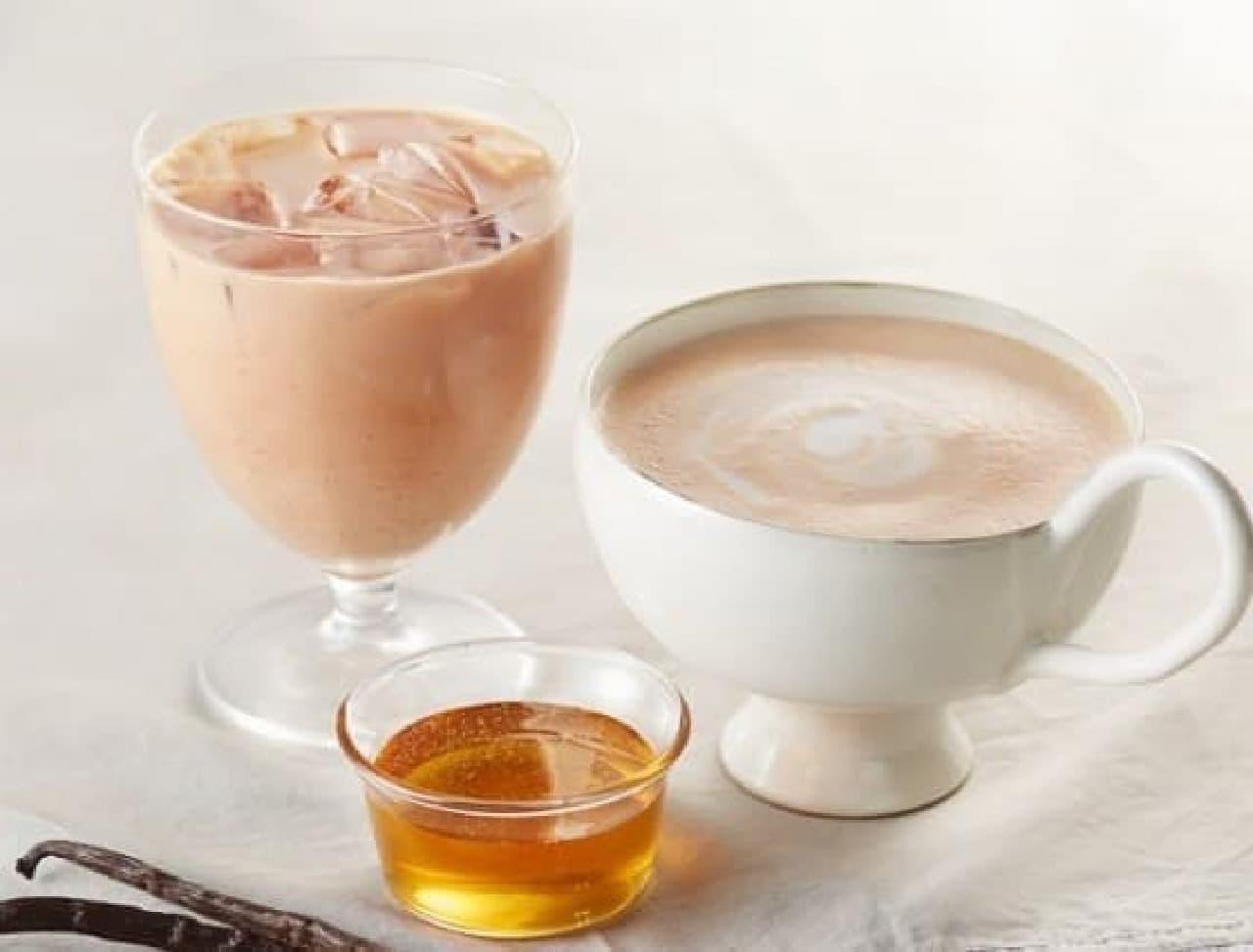 タリーズコーヒー &TEAのメニュー