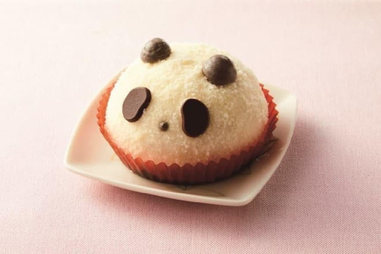 セブン-イレブン「パンダのいちごチョコケーキ」
