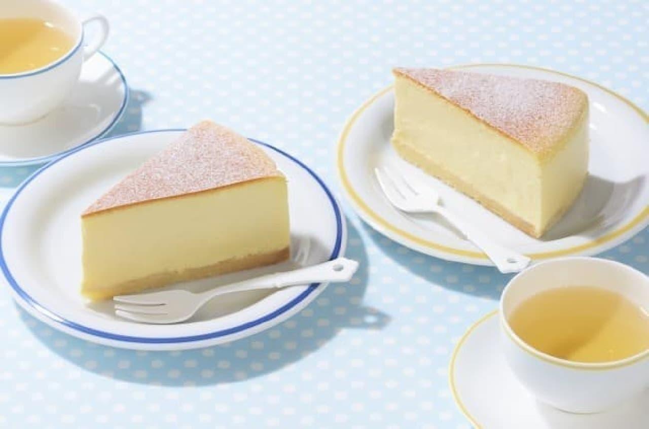 銀座コージーコーナー「サマーベイクドチーズ」
