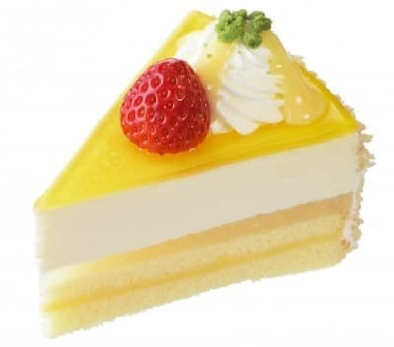 銀座コージーコーナー 「夏のレアチーズ」