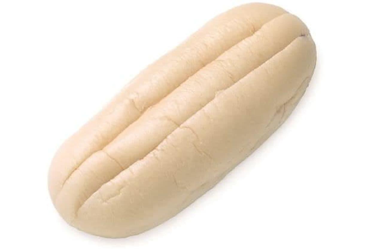 ローソンストア100「VLダブルサンドロール(ヨーグルト風味クリーム&ブルーベリージャム)」