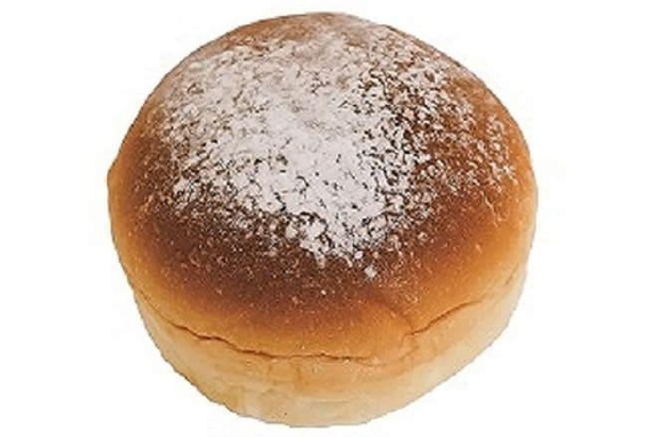 ローソンストア100「VLアップルヨーグルトクリームパン」